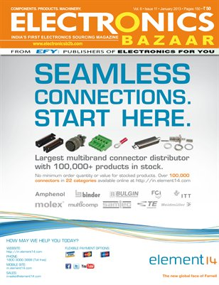 Electronics Bazaar, January 2013