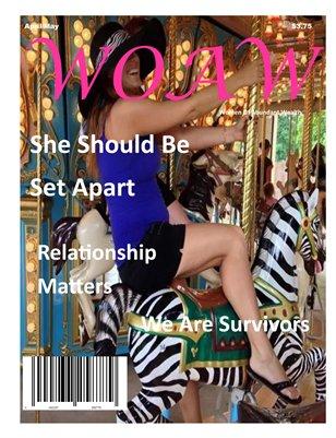 WOAW Magazine April 2015