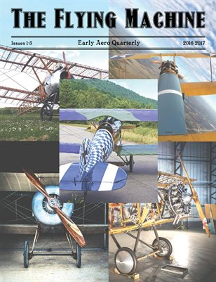 2016-17 Collection: The Flying Machine Issues 1-5