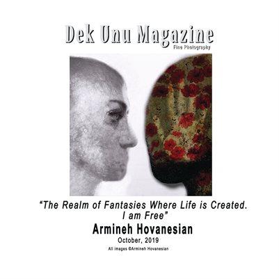 Dek Unu Magazine - Armineh Hovanesian