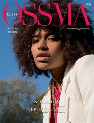 OSSMA Magazine EUROPE ISSUE12v1
