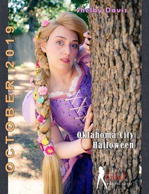 October 2019 Oklahoma City Halloween Magazine