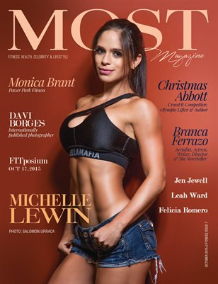 Most Magazine - Fitness ISSUE NO.7