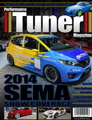 Performance Tuner Magazine Volume 14 Winter 2014
