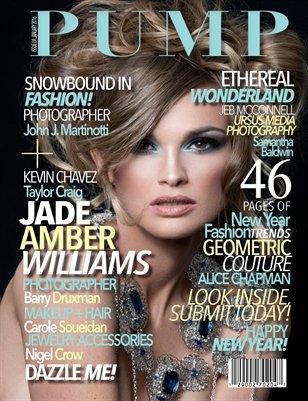 PUMP Magazine Avant Garde Edition Issue 56
