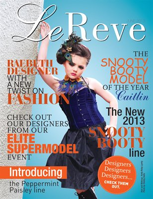 LeReve June 2013
