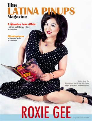 Latina PinUps Magazine September/October Issue