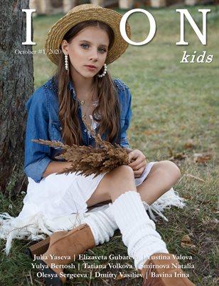 IKON Magazine (October #1/2020)
