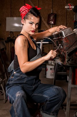 Kimber Fox Mechanic