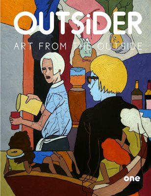Outsider Art Magazine Issue One