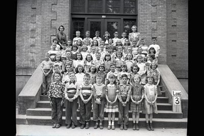 May 10, 1951  3rd Grade, Longfellow School, Mayfield, Graves County, Kentucky