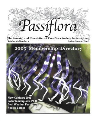 Vol 15, Nr 1, 2005