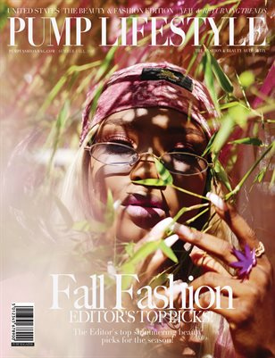PUMP Lifestyle - The Beauty & Fashion Edition | November 2018 | V.XXVI