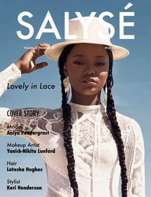 SALYSÉ Magazine | Vol 3:No 20 | May 2017 |