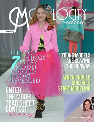 ModelocityOnline - When Should Your Child Start Modeling #6A