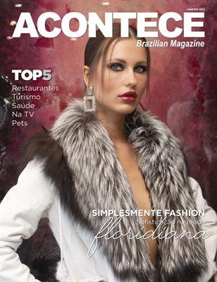 Acontece Magazine - Janeiro 2021