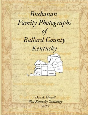 Buchanan Family Photographs of Ballard County, Kentucky