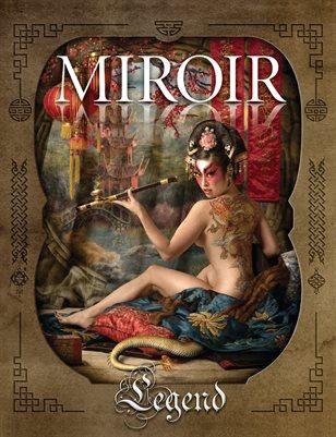 MIROIR MAGAZINE • Legend • Ransom & Mitchell