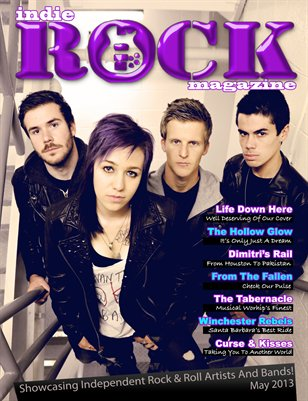 Indie Rock Magazine May 2013