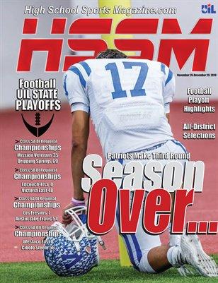 HSSM November Issue 2016