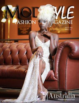 MODStyle Fashion Magazine Issue 22