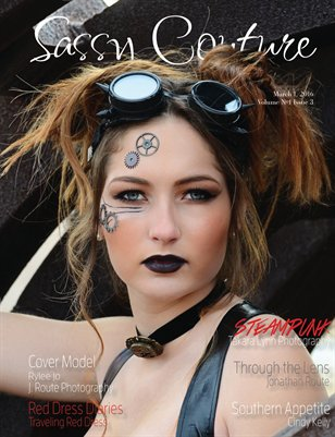 Sassy Couture Magazine Volume #1 Issue Three