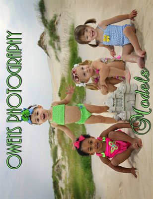 2016 Owens Photography Model Calendar