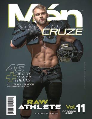 OCTOBER 2020 Issue (Vol: 11) | MEN CRUZE Magazine
