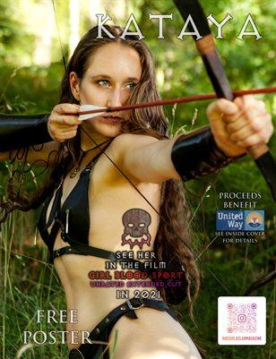 Kataya - Amazonian Warrioress | Bad Girls Club
