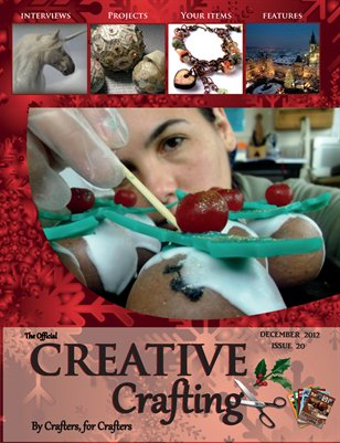 Creative Crafting December 2012