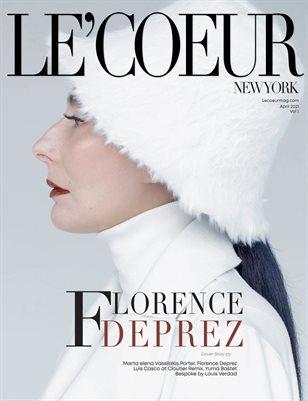 LE'COEUR Magazine April '21 vol 1