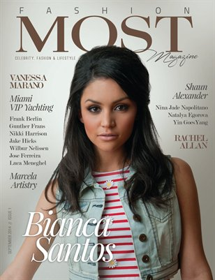 Most Magazine - Fashion Sep'14 ISSUE NO.1