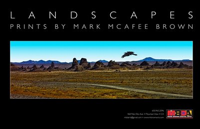 Landscapes • Prints by Mark McAfee Brown