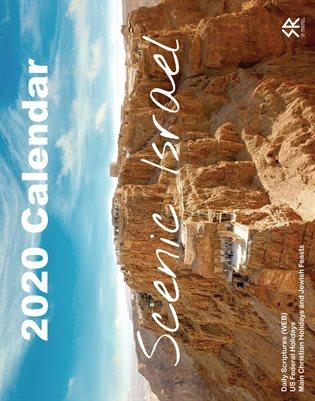 2020 Calendar Scenic Israel (WEB)