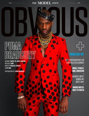 MODEL ISSUE 2018 | PUMA BRADBURY