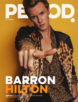 PERIOD FT. BARRON HILTON Cover B