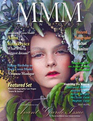 Juniors September Monthly Avant Garde Issue