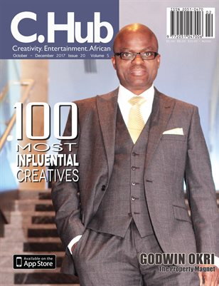 C. Hub Magazine 100 Most Influential Creatives