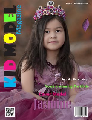 Kid Model Magazine Issue 4 Volume 5 2017