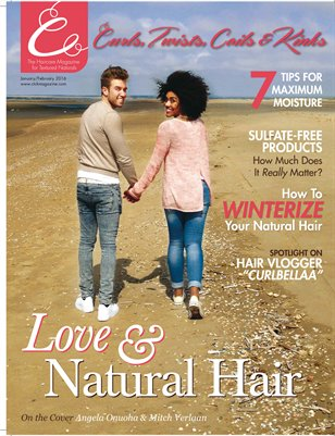 Curls,Twists, Coils & Kinks Magazine JANUARY/FEBRUARY 2016