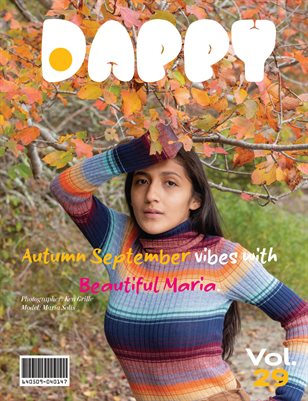 Dappy Magazine Sep 2021 (Vol-29)