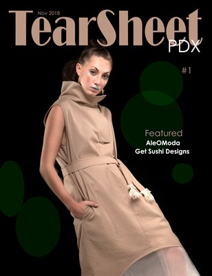 TearSheet PDX - November 2018 - Issue 1
