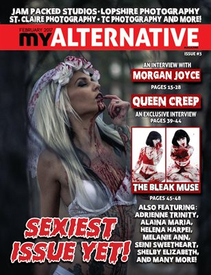 MyAlternative Magazine Issue 3 February 2017