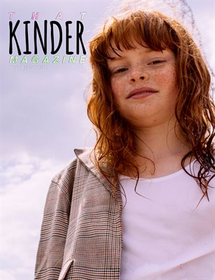 THAT KINDER MAGAZINE // ISSUE 5