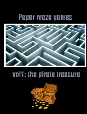 Paper Maze: The Pirate Treasure