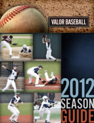 2012 Baseball Season Guide