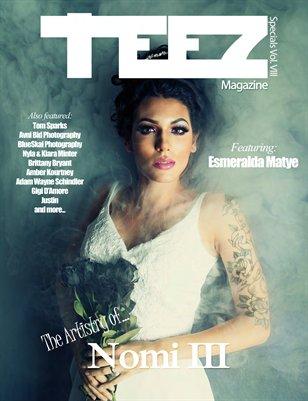Teez Magazine Specials Volume VIII - Nomi III - Esmerelda
