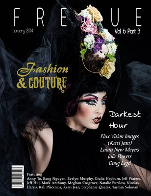 Freque Magazine vol 6 part 3 Fashion & Couture