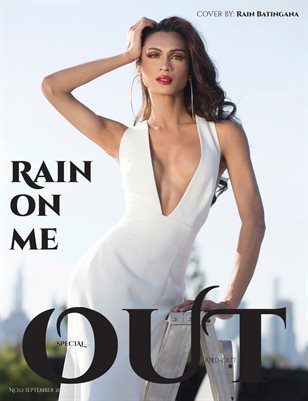 OUT-AND-OUT MAGAZINE SPECIAL EDITION NO.12 SEPTEMBER 2021