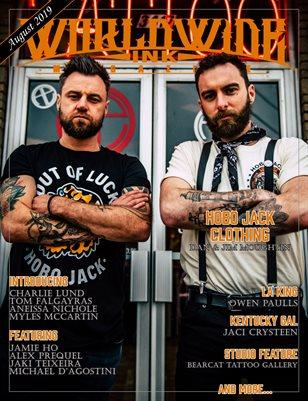 Worldwide Ink: August 2019 Issue